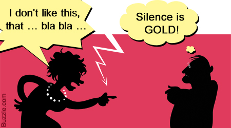 silence-is-gold